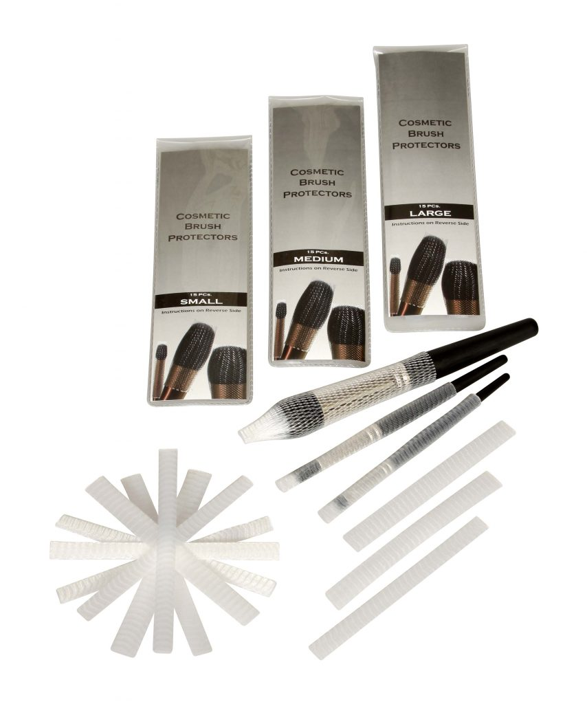 cosmetic brush guards