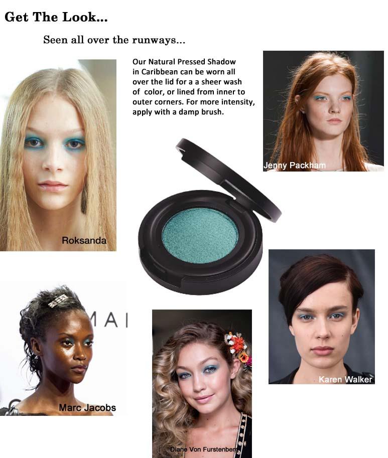 Spring Summer 2016 Makeup Trend
