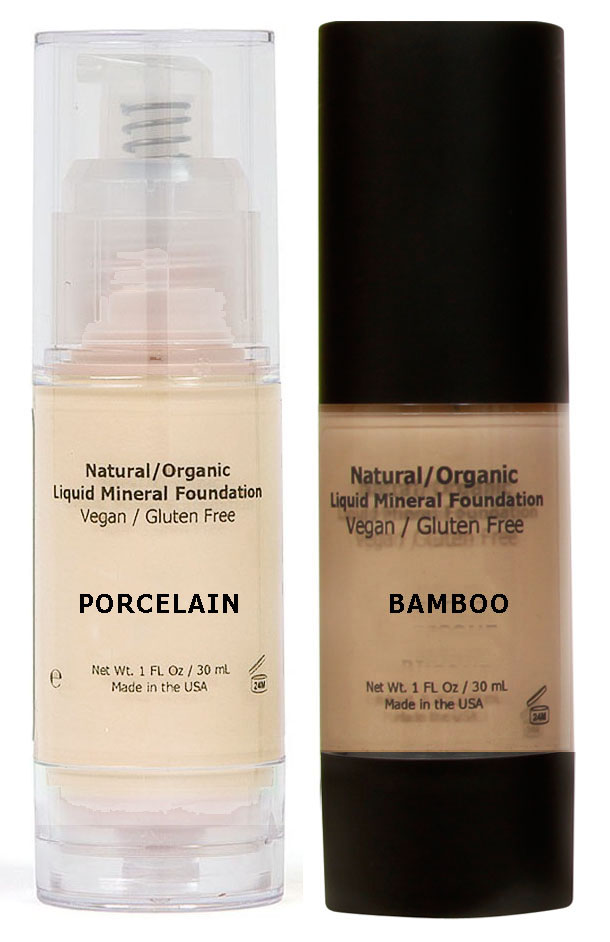 PORCELAIN & BAMBOO Liquid Foundation