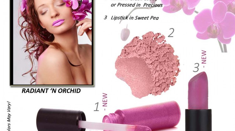Radiant Orchid Lips