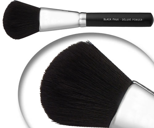 BLACK FAUX Deluxe Powder