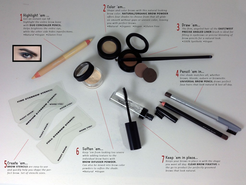 Oct brow products on sale