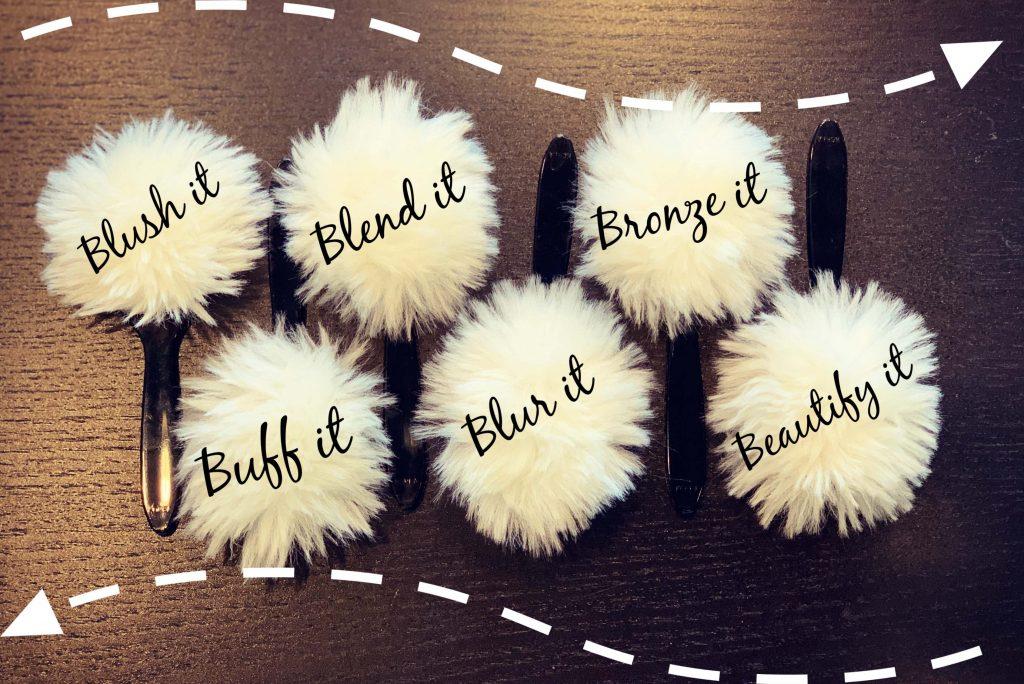Faux Fur Paddle - The Ultimate B Brush