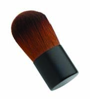 210 brown faux Small Buki