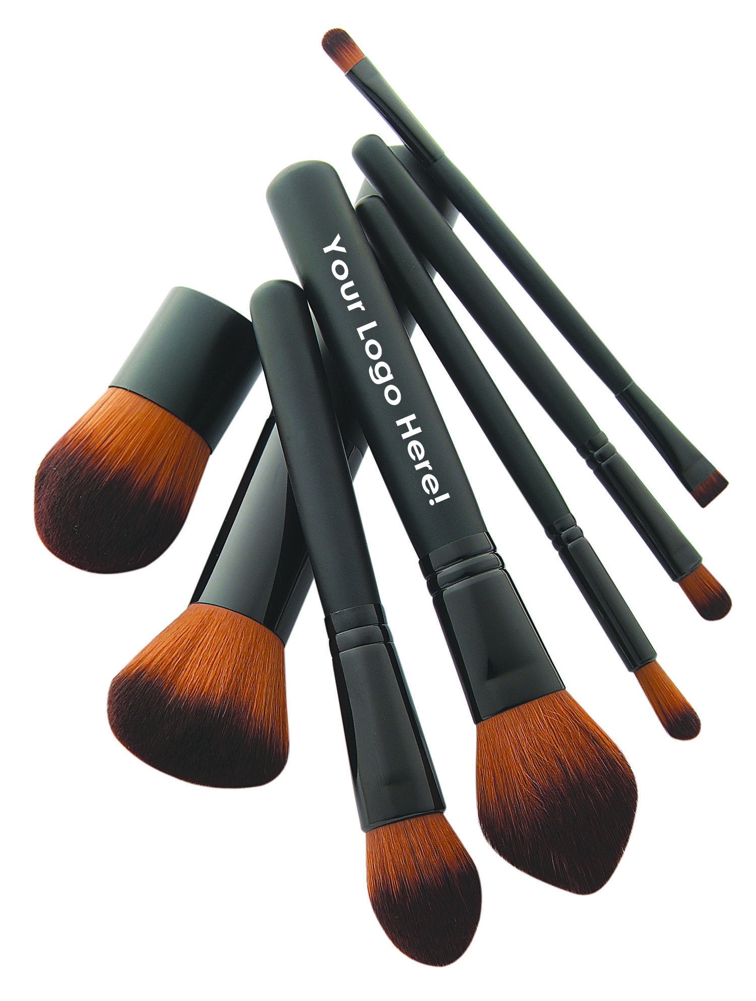 BBK BROWN FAUX brushes