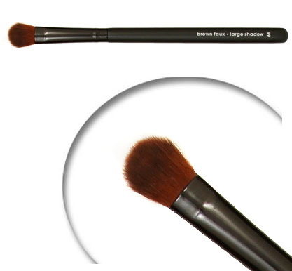 Brow Faux Large Shadow