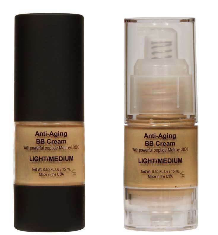 15 ML BB Cream Black & Clear