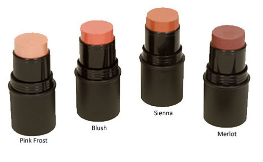 Vegan Organic Cheek Tint Shades