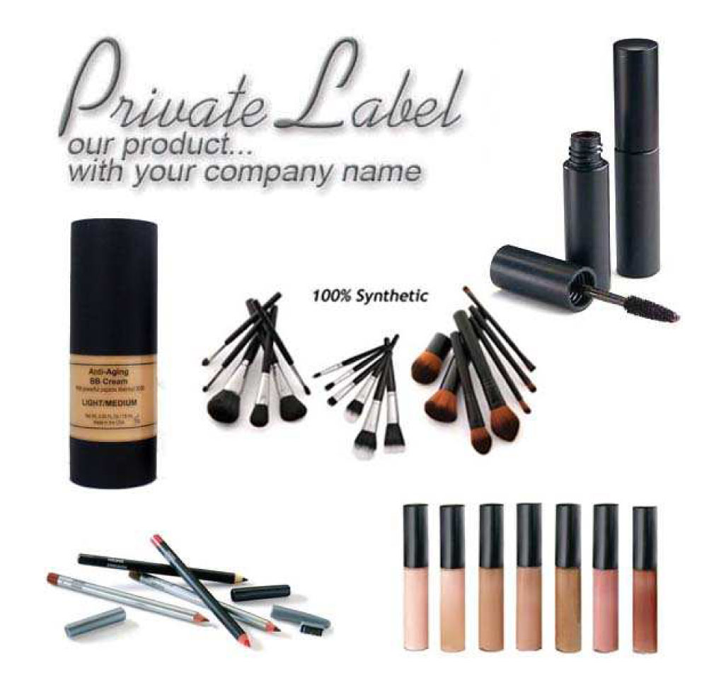 Strokes Cosmetics - Private label BNatural Organic Makeup & Cruelty Free Brushes