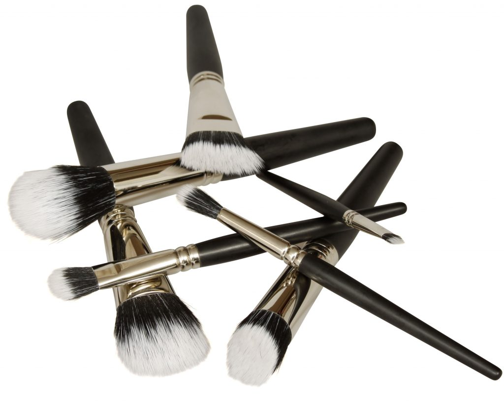 Duo Fiber Synthetic Vegan Brushes