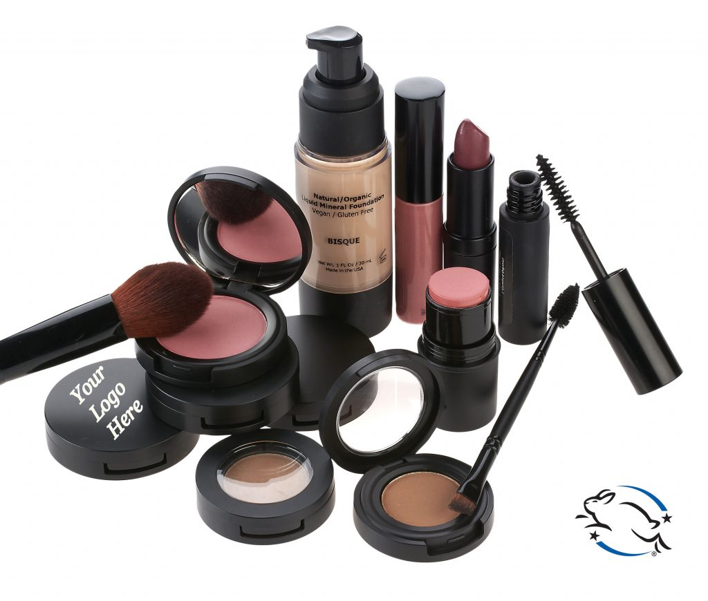 Your Logo Here - Private Label Natural - Organic Vegan Makeup