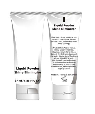 Liquid Powder